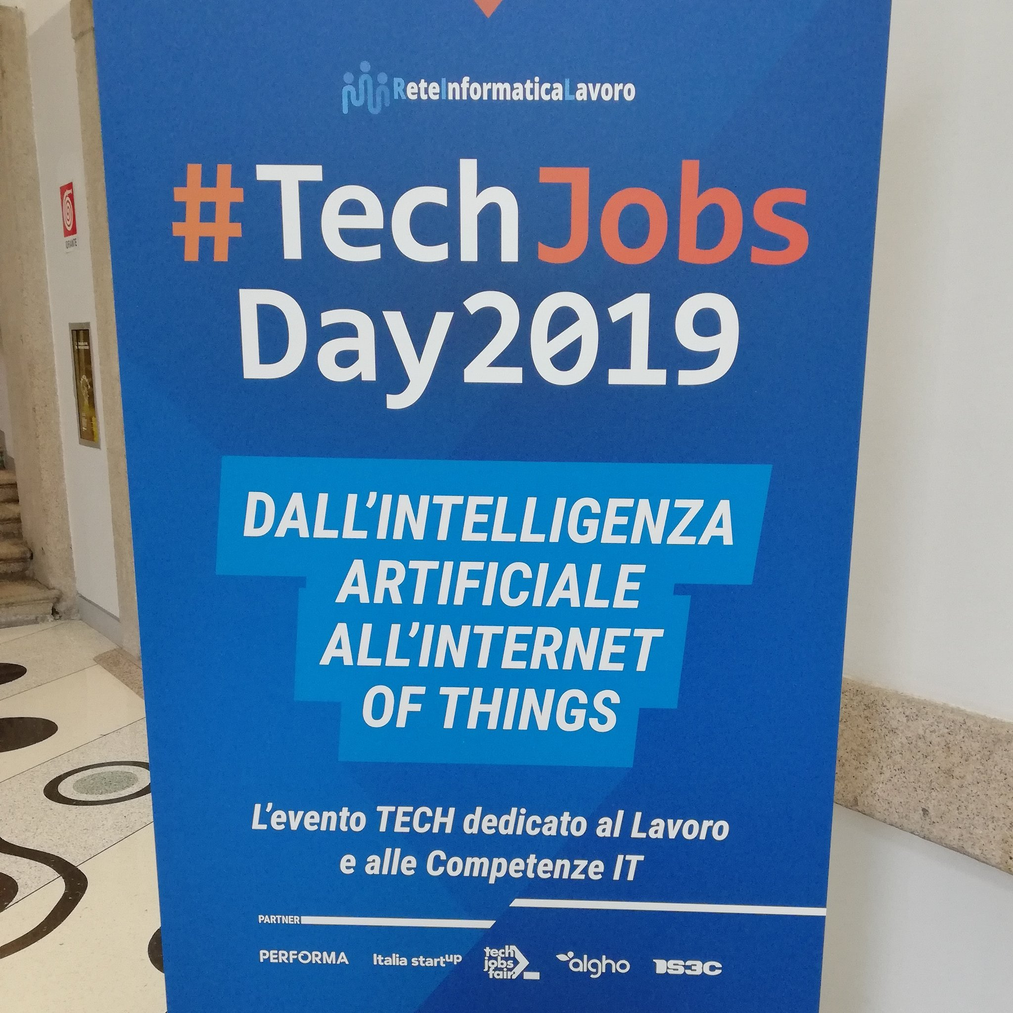 TechJobsDay Milano